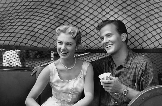 pat boone and shirley jones